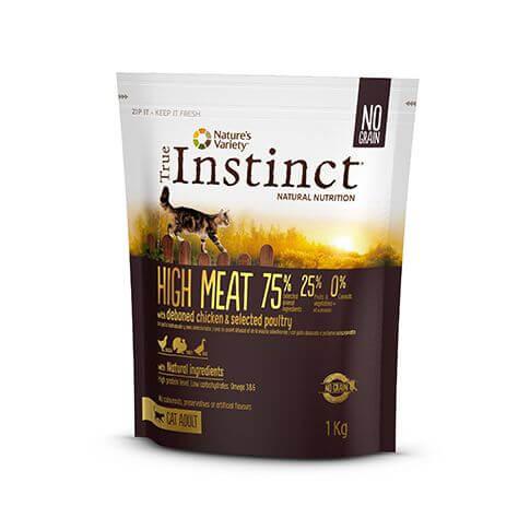 True Instinct High Meat Cat Adult Chicken