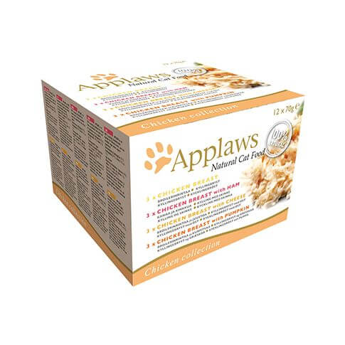 Applaws Huhn Multipack Dose