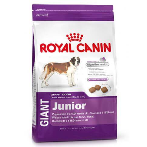 Royal Canin Dog Giant Junior