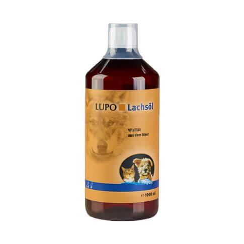 Lupo Lachsöl für Hunde und Katzen