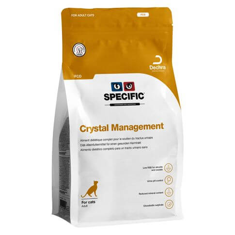 Specific Diet Crystal Management FCD