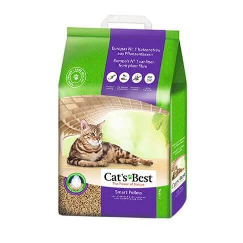 Katzenstreu Cat's Best Smart Pellets