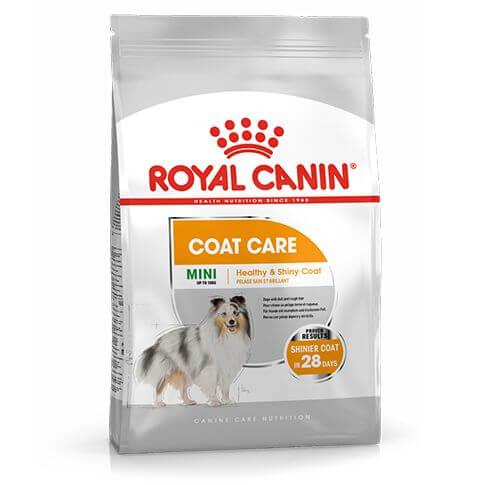 Royal Canin Dog Coat Care Mini