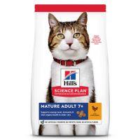 Hill's Science Plan Katze Mature Adult 7+ Huhn
