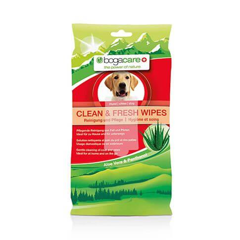 Bogacare® Reinigungstücher Hund