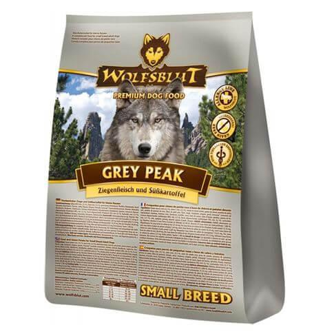 Wolfsblut Grey Peak Small Breed Ziege & Süsskartoffeln