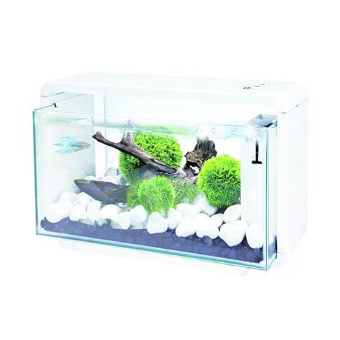 Amazonas LED Aquarium E25 weiss