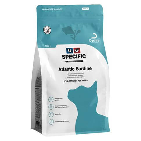Specific Diet Atlantic Sardine FQD-F