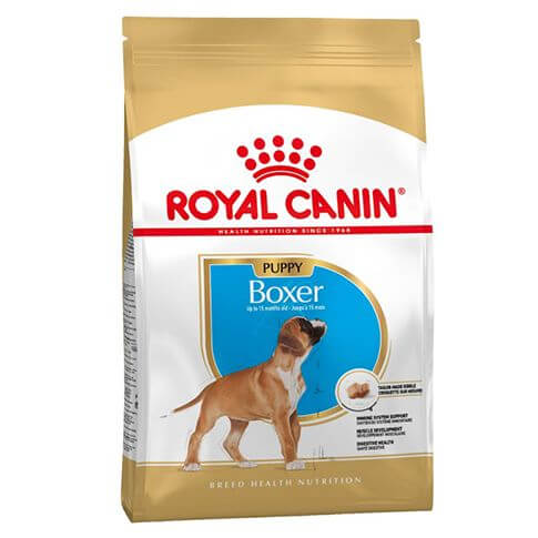Royal Canin Dog Boxer Puppy