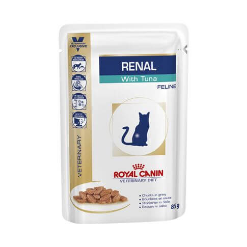 Royal Canin Cat Renal mit Thunfisch