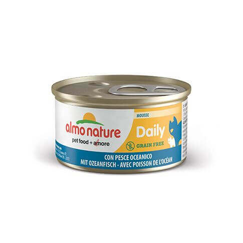 Almo Nature Dailymenu Mousse Ozeanfisch