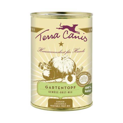 Terra Canis Gartentopf mit Gemüse- & Obstmix