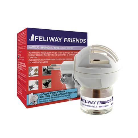 Feliway Friends Zerstäuber mit Flakon