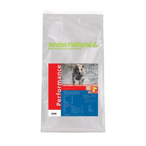 Swiss Natural Performance Huhn & Reis