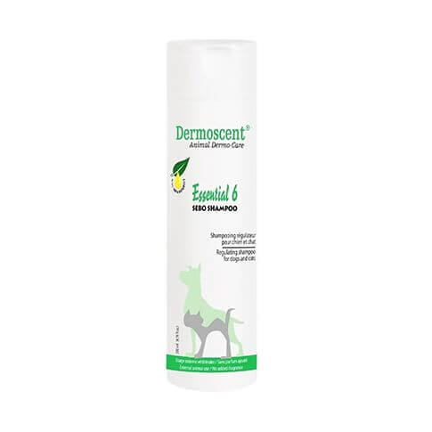 Essentail 6® Sebo Shampoo Cat & Dog