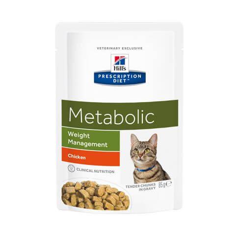 Feline Metabolic - Beutel