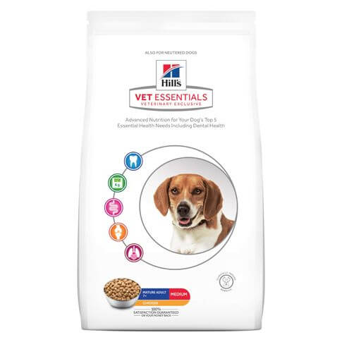 Hill's VetEssentials Canine Mature Adult Senior