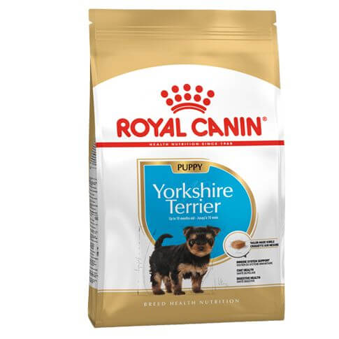 Royal Canin Dog Yorkshire Terrier Puppy