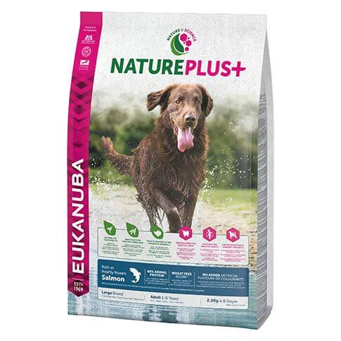 Eukanuba Nature Plus Adult Large Lachs