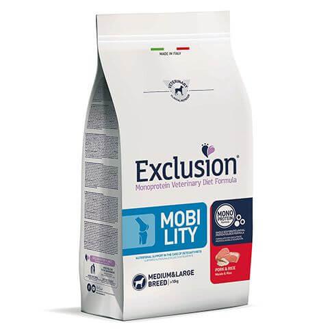 Exclusion Diet Mobility Adult Medium & Large mit Schwein & Reis