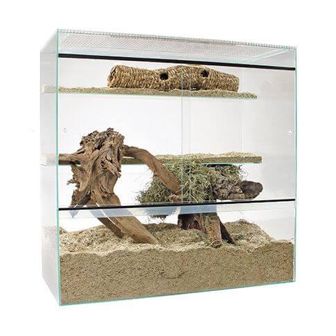Nager Glass Terrarium 100