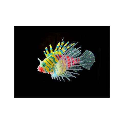 aquarium deko floating feuerfisch farbig g nstig im online. Black Bedroom Furniture Sets. Home Design Ideas