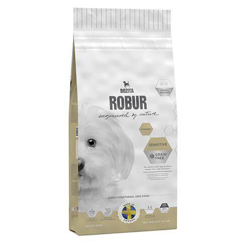 Bozita Robur Dog Sensitive Grain Free Chicken
