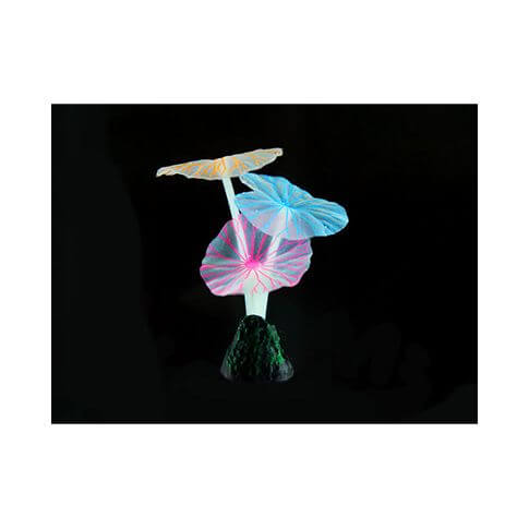 Kunststoffpflanze Fluo Lotus R10