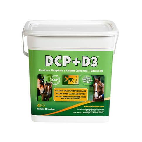 TRM DCP + D3 Calcium- und Phosphoruszusatz