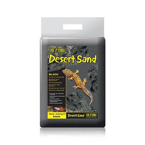 Exo Terra Desert Sand schwarz