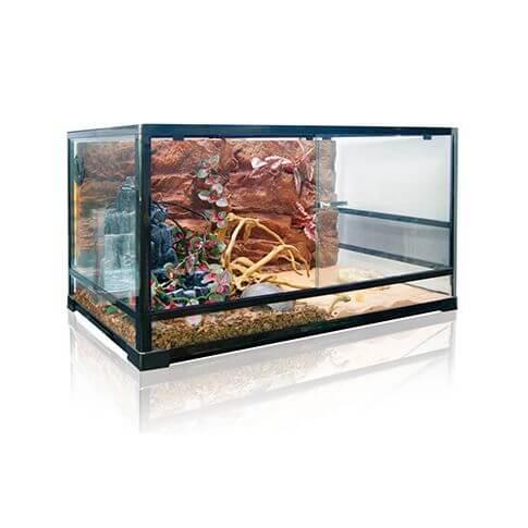 Amazonas Glas-Terrarium T-100