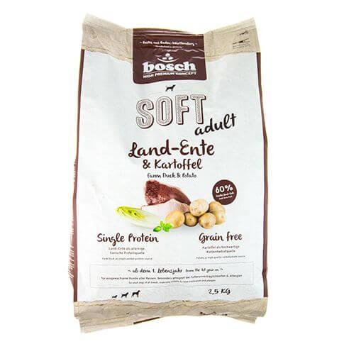 High Premium Soft Dog mit Land-Ente & Kartoffel