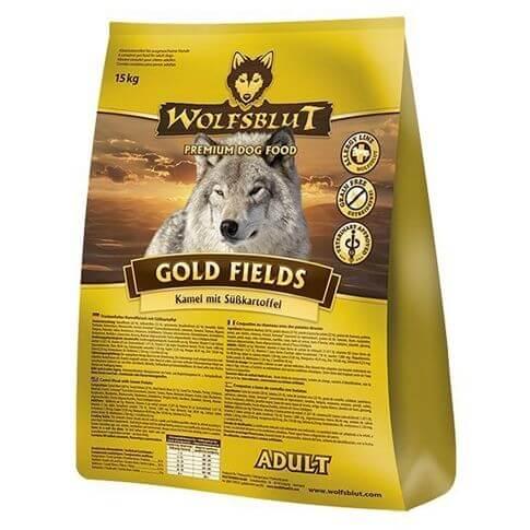 Wolfsblut Gold Fields Adult Kamel & Strauss