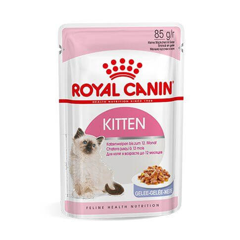 Royal Canin Kitten Gelee