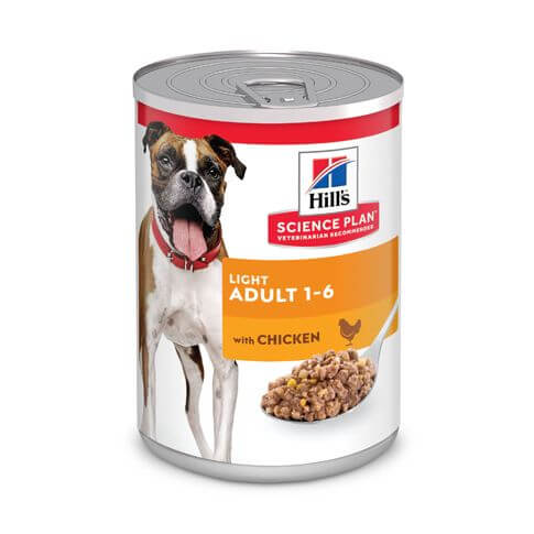 Hill's Science Plan Hund Adult Light Huhn