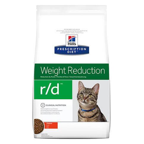 Feline r/d Übergewicht