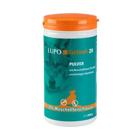 Luposan Gelenk Pulver für Hunde
