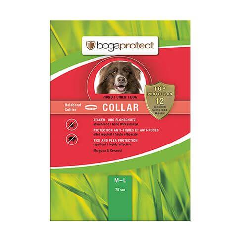 Bogacare® Antiparasit Halsband Hund M-L