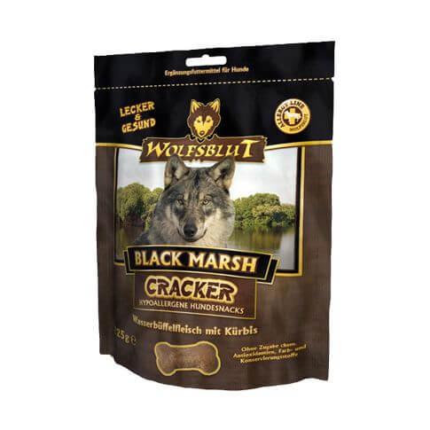 Wolfsblut Black Marsh Cracker mit Wasserbüffel & Kürbis