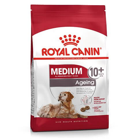 Royal Canin Dog Medium Ageing 10+