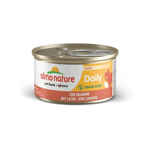 Almo Nature Dailymenu Mousse Lachs