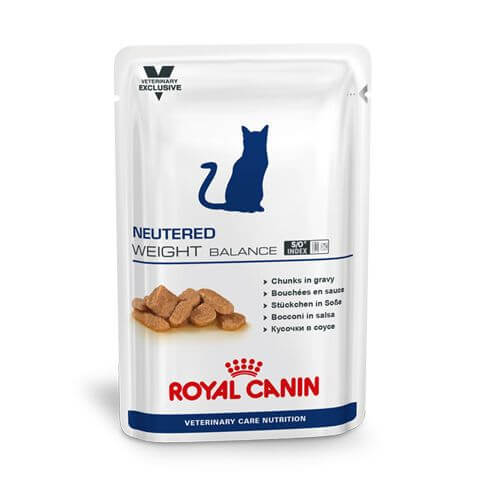 Royal Canin Cat Neutered Weight Balance