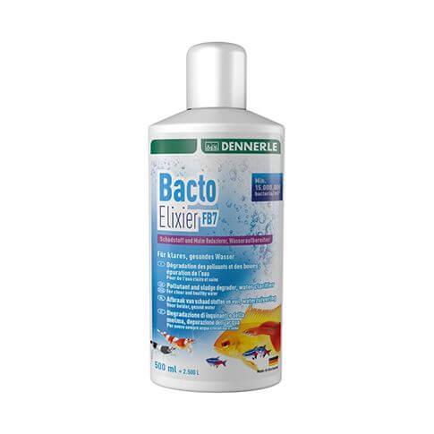 Dennerle Bacto Elixier FB7 - Klarwasser-Filterbakterien