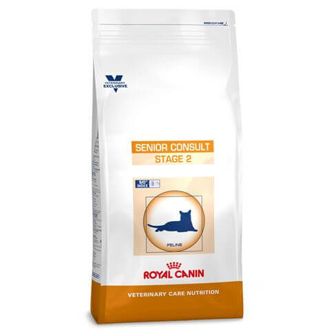 Royal Canin  Cat Senior Consult Stage 2