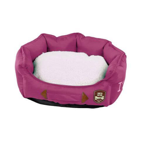 Hundebett / Katzenbett Mimi, violett