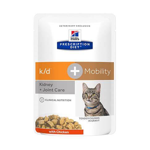 Feline k/d + Mobility