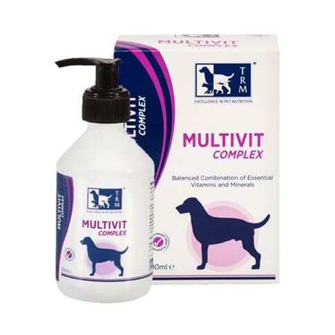 TRM Dog Multivit Complex Liquid