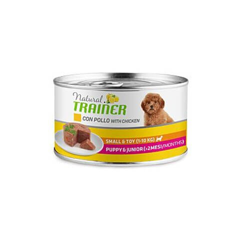 Trainer Natural Dog Small & Toy Puppy & Junior mit Huhn