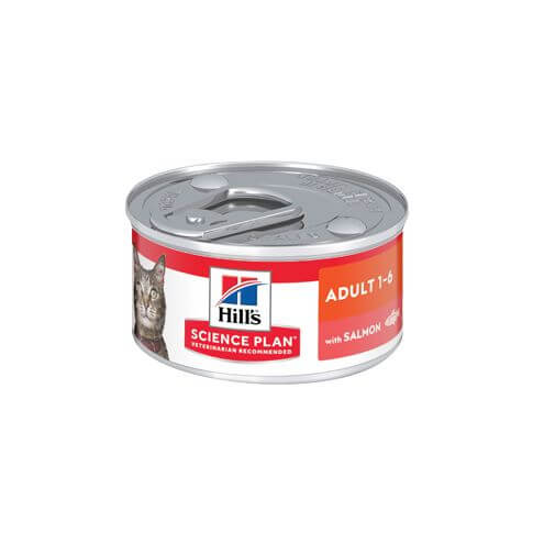 Hill's Science Plan Katze Adult Lachs
