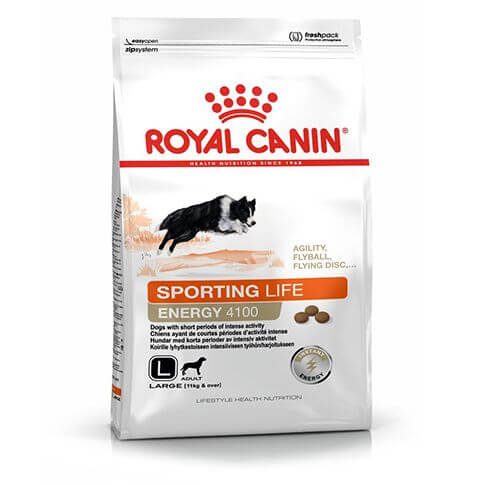 Royal Canin Dog Sporting Life Agility 4100 L